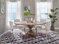 farmhouse-round-dining-table-unique-pedestal-base-solid-pine-construction-71-inch-tabletop-seats-six-or-more
