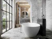 Sensational Bathrooms With Natural Timeless Elegance