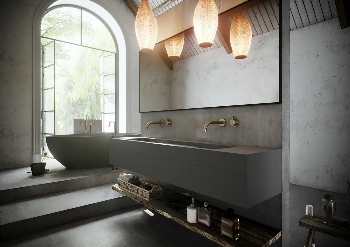 gold-faucets
