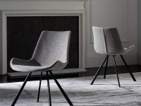 grey-upholstered-dining-chairs-set-light-grey-upholstery-padded-seat-splayed-legs-modern-furniture-for-dining-room