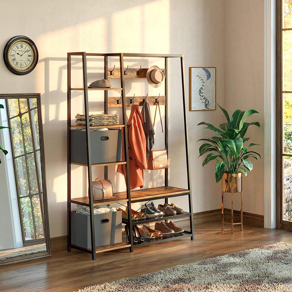 hall-tree-with-shoe-storage-1