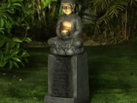 high-quality-buddha-statue-LED-light-and-fountain-combination-perfect-meditation-garden-decor-ideas