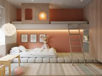 kids-floor-bed-with-play-bunk-1