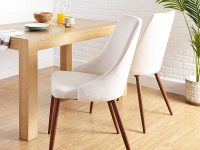 light-cream-upholstered-dining-chairs-with-wood-legs-high-backrest-modern-dining-room-furniture-inspiration-velvet-fabric