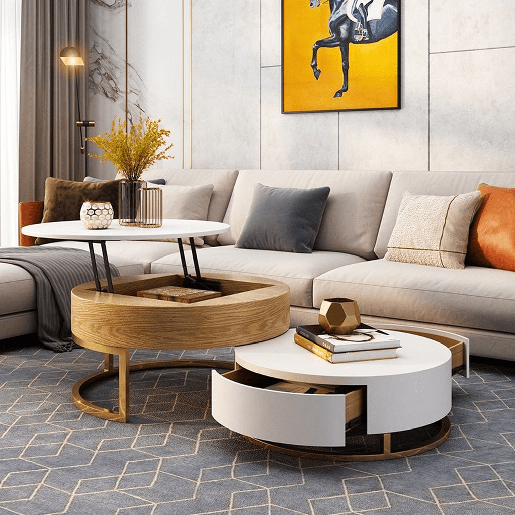 luxury-nesting-white-lift-top-coffee-table-solid-wood-drawers-hidden-storage-compartment-gold-base