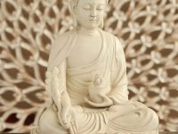 medicine-buddha-statue-white-finish-beautiful-bhaisayaguru-sculpture-spiritual-gift-cast-stone-healing-decor