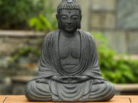 meditating-buddha-statue-for-garden-or-home-interior-6-pound-fiberstone-weatherproof-outdoor-sculpture