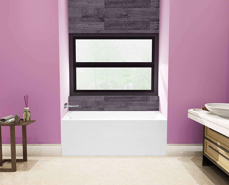 minimalist-alcove-54-inch-bathtub-for-small-bathrooms