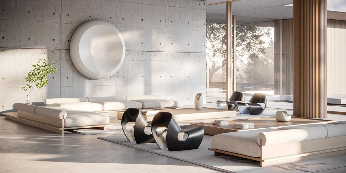 minimalist-japanese-modern-living-room