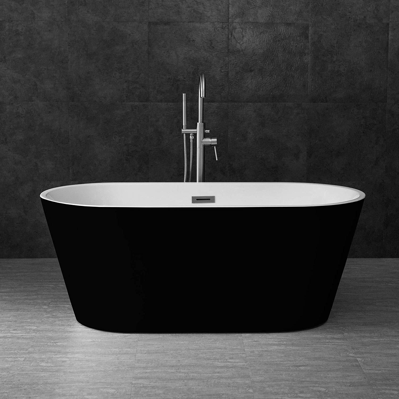 modern-black-bathtub-freestanding-tub-for-dark-bathroom-design-ideas