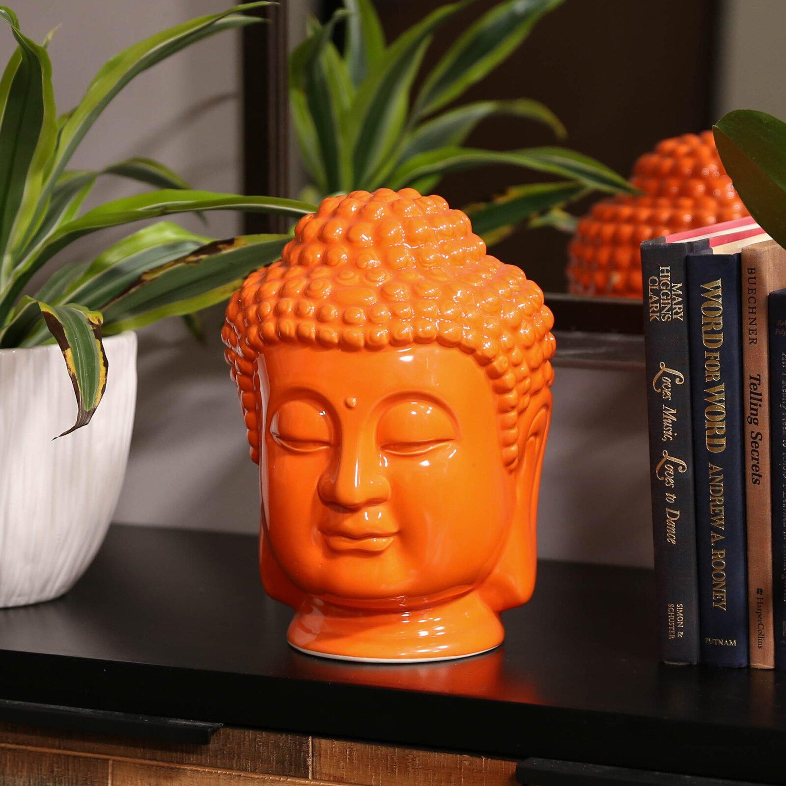 modern-buddha-statue-for-sale-online-bright-orange-ceramic-buddhist-sculpture-glossy-finish-creative-decor-ideas-for-spiritual-contemporary-home