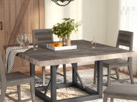modern-farmhouse-dining-table-black-metal-base-thick-reclaimed-wood-top-unique-rustic-square-dining-table