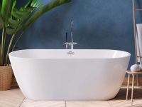 modern-garden-bathtub-for-contemporary-bathroom-themes