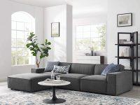 modern-gray-modular-sofa