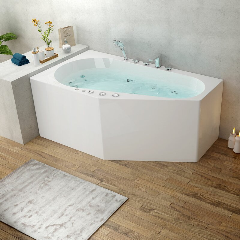 modern-one-person-corner-bathtub-with-jacuzzi-jets-and-chromatherapy-lights-plus-handheld-shower