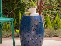 outdoor-drum-side-table-with-perforated-pattern