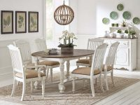 oval-farmhouse-dining-table-for-sale-online-rustic-distressed-white-furniture-with-wood-top-seats-eight