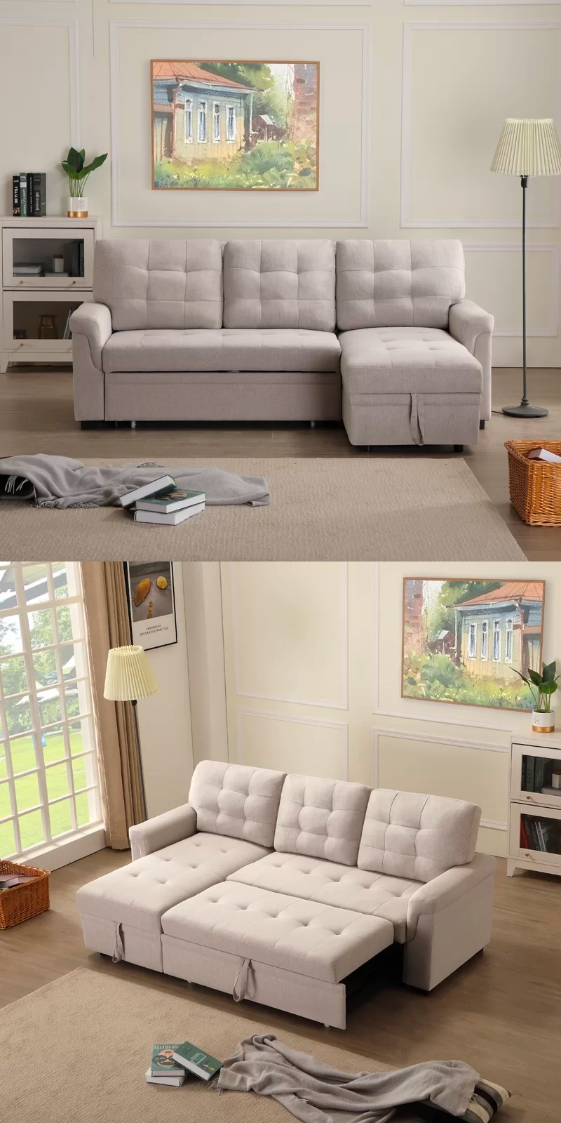 sectional-sofa-beds-for-small-spaces