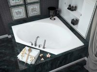 simple-single-piece-corner-drop-in-bathtub-hygienic-design