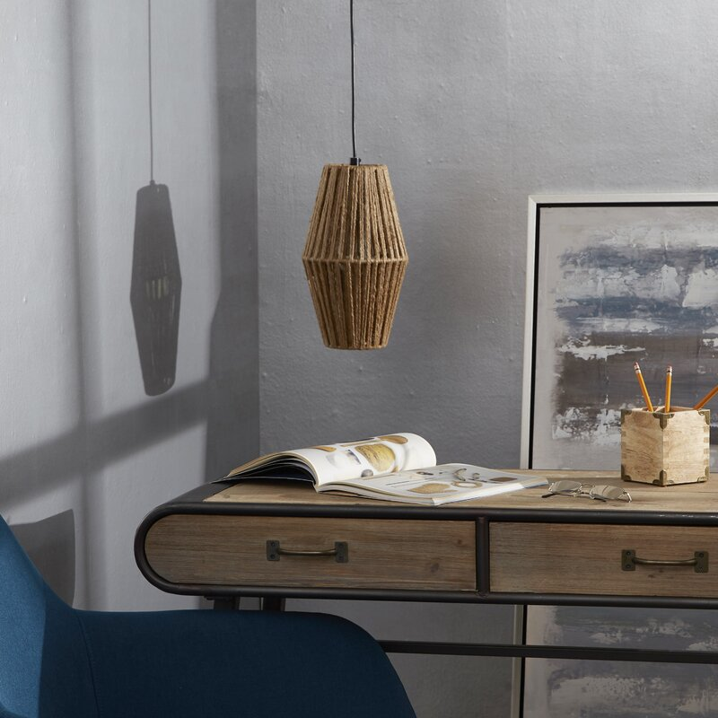 small-geometric-rattan-pendant-light
