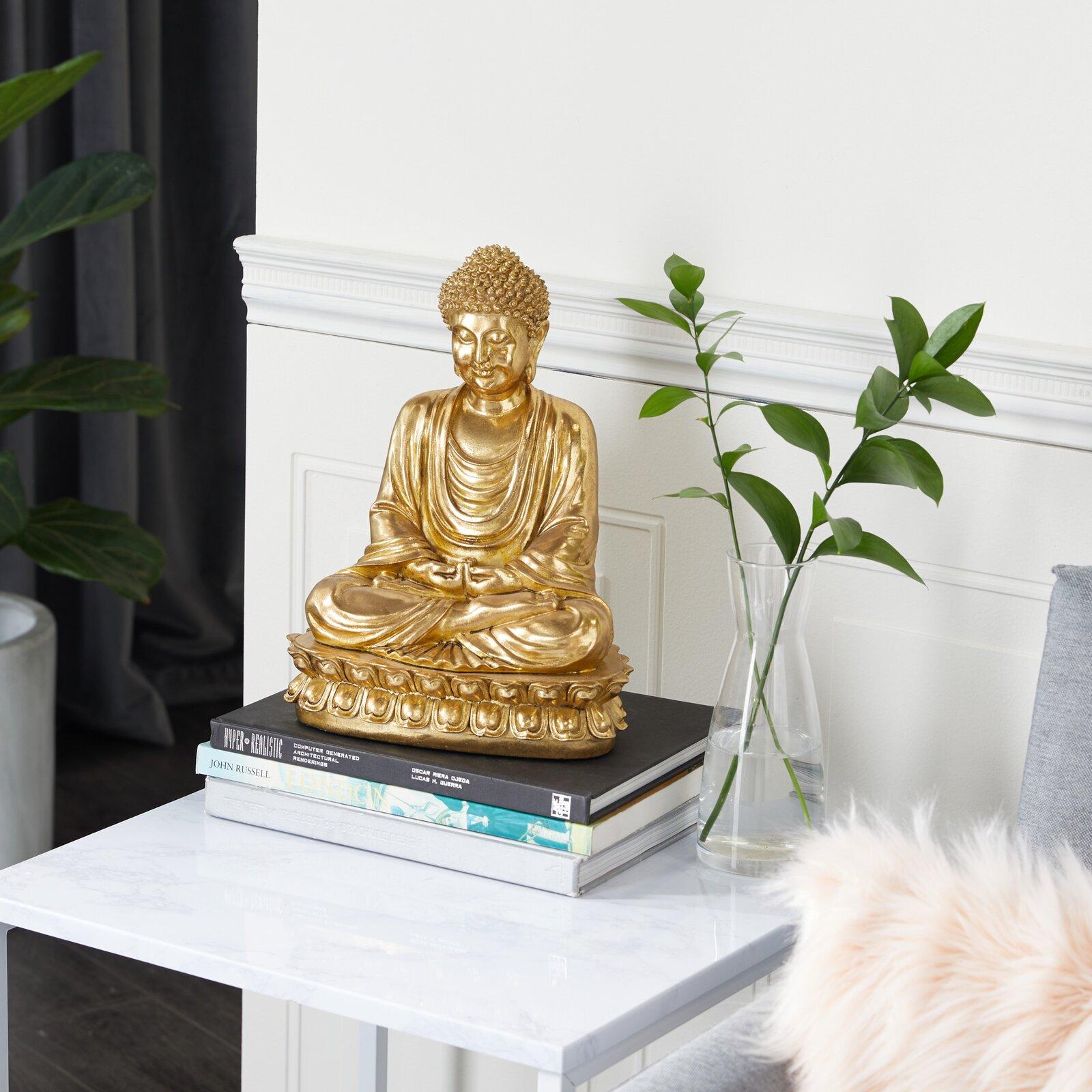 small-sakyamuni-buddha-statue-metallic-gold-finish-elegant-interior-decor-ideas-for-inner-peace-spirituality