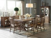 solid-wood-farmhouse-dining-table-intricate-violin-trestle-base-burnished-brass-hardware-self-storing-butterfly-leaves-112-inch-tabletop