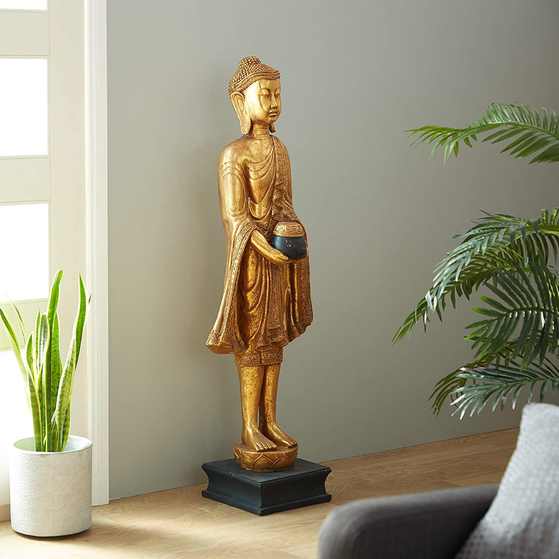 tall-standing-buddha-statue-spiritual-statement-piece-living-room-decor-heavy-base-high-quality-alms-bowl-decoration