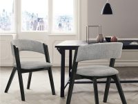 upholstered-dining-chairs-set-of-2-modern-barrel-back-seats-wood-frame-light-grey-upholstery-contemporary-dining-room-furniture-ideas