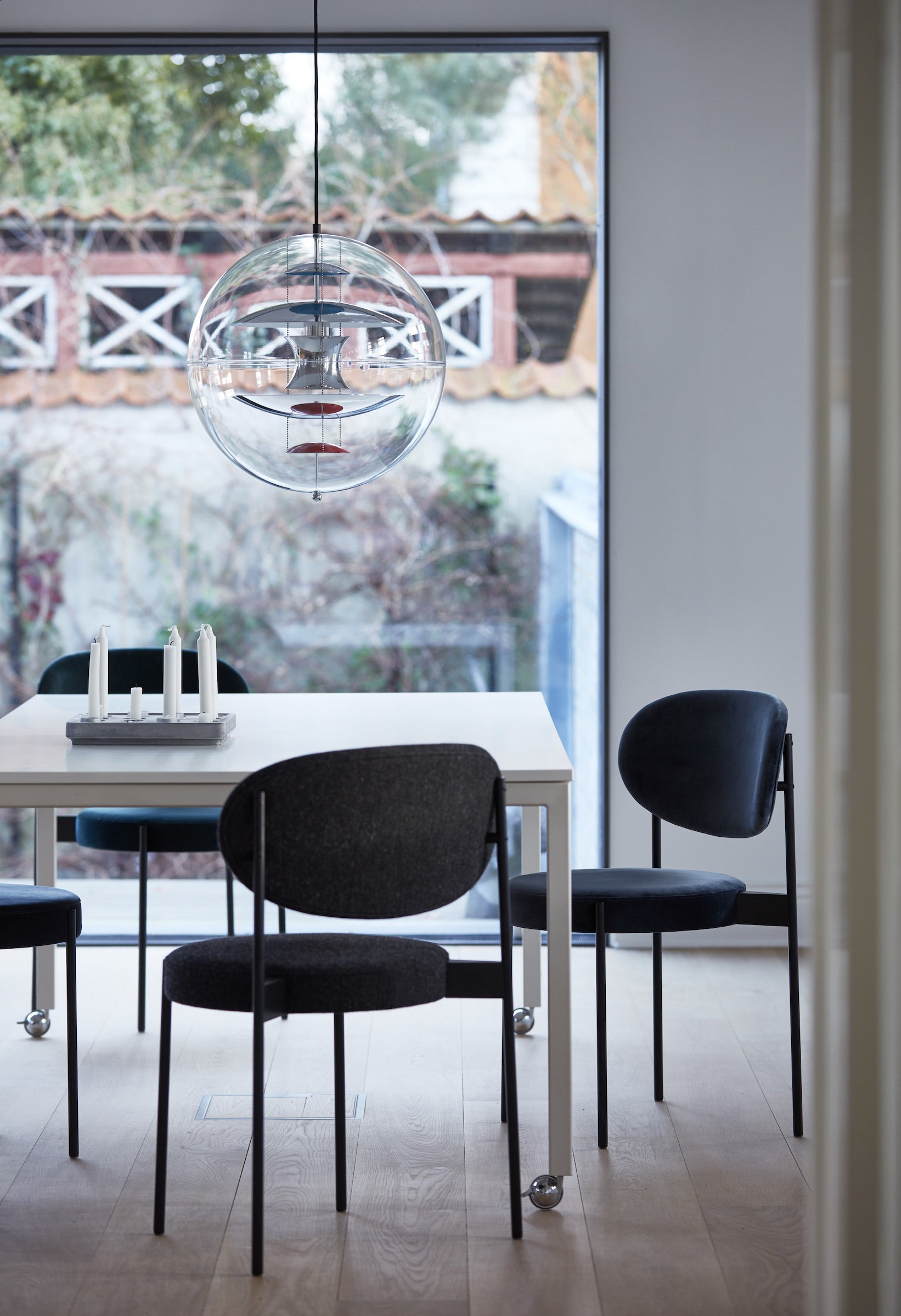 verner-panton-contemporary-dining-chairs-upholstered-oval-backrest-round-seat-metal-base-kvadrat-fabric