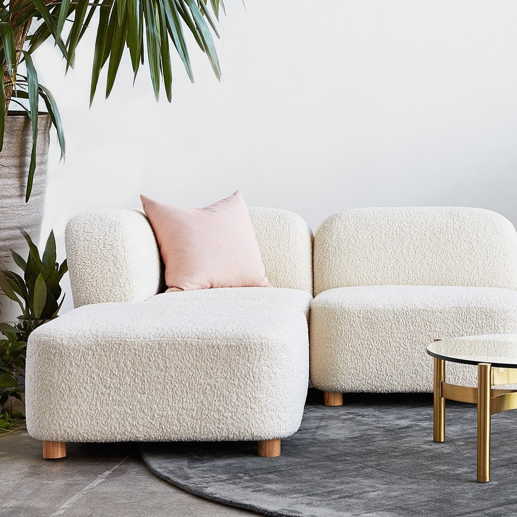 very-small-sectional-sofa-modular-design-fuzzy-white-upholstery-rounded-edges-68-inch-couch-for-apartment-or-bedroom