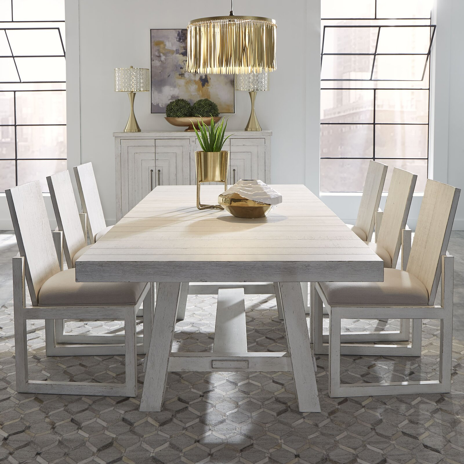 white-farmhouse-dining-table-large-size-trestle-base-seats-10-guests-extendable-design-weathered-finish-sturdy-rustic-furniture-for-sale-online