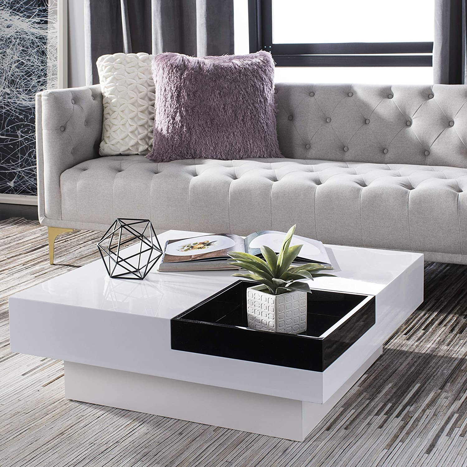 white-high-gloss-coffee-table-with-black-tray-compartment-42-inch-tabletop-modern-living-room-furniture-for-sale-online
