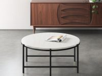 white-round-coffee-table-with-genuine-marble-top-matte-black-modern-base-contemporary-living-room-furniture-for-sale