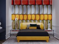 yellow-kids-bed
