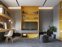 yellow-kids-room-decor