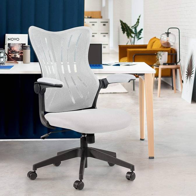 adjustable-high-back-cheap-white-office-chair-mesh-seat-padded-armrests-black-frame-attractive-work-from-home-furniture