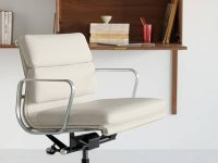 authentic-eames-soft-pad-chair-for-home-office-white-leather-upholstery-steel-armrests-adjustable-professional-work-from-home-white-computer-chair