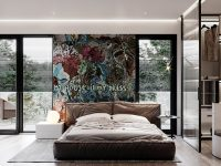 bedroom-with-glass-dressing-room-1