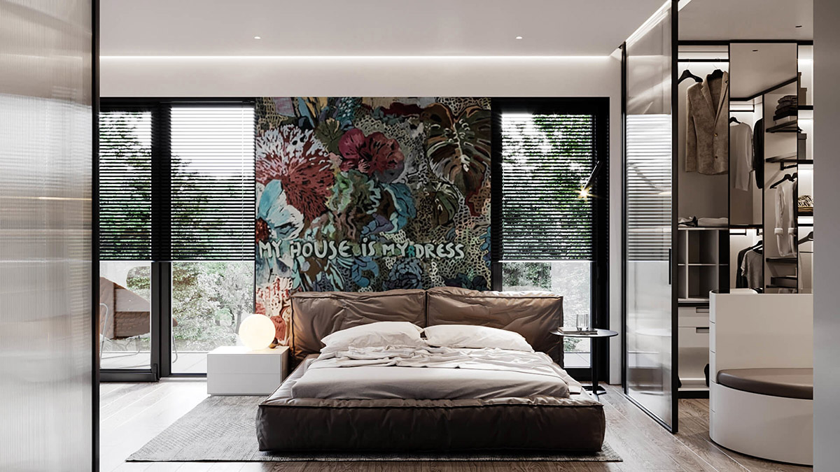 51 Arty Bedroom Designs With Images And Tips To Help You Decorate Yours
