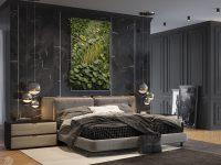bedroom-with-vertical-garden