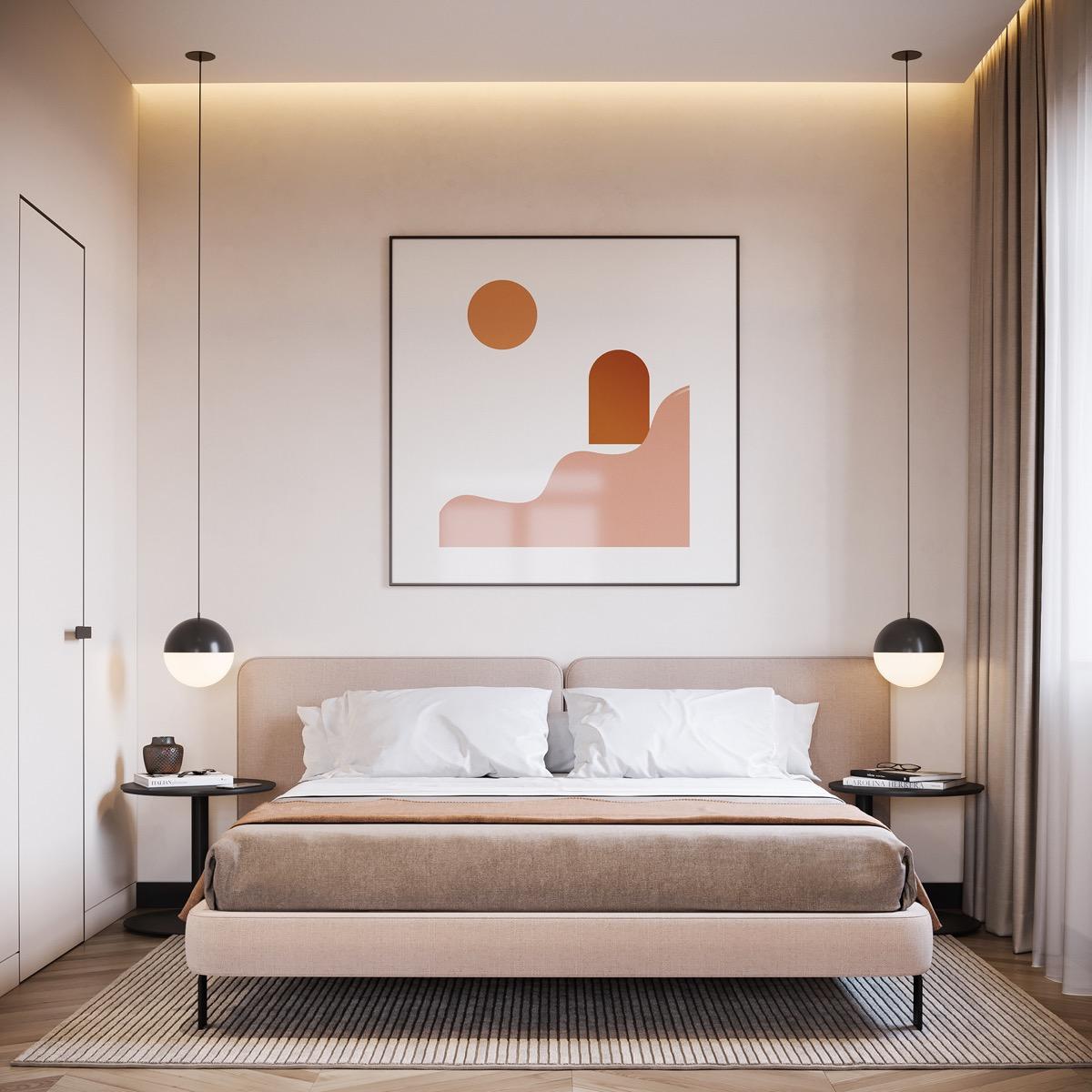 black-bedroom-pendant-lights-1