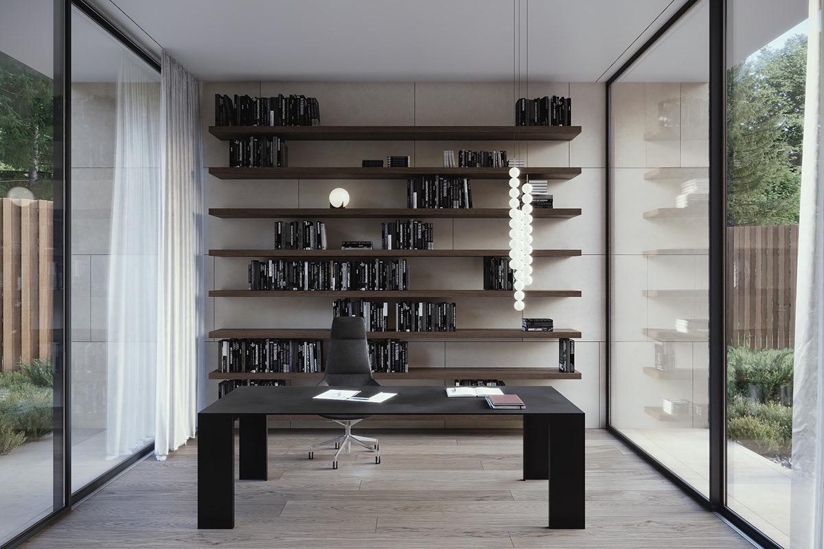 black-desk