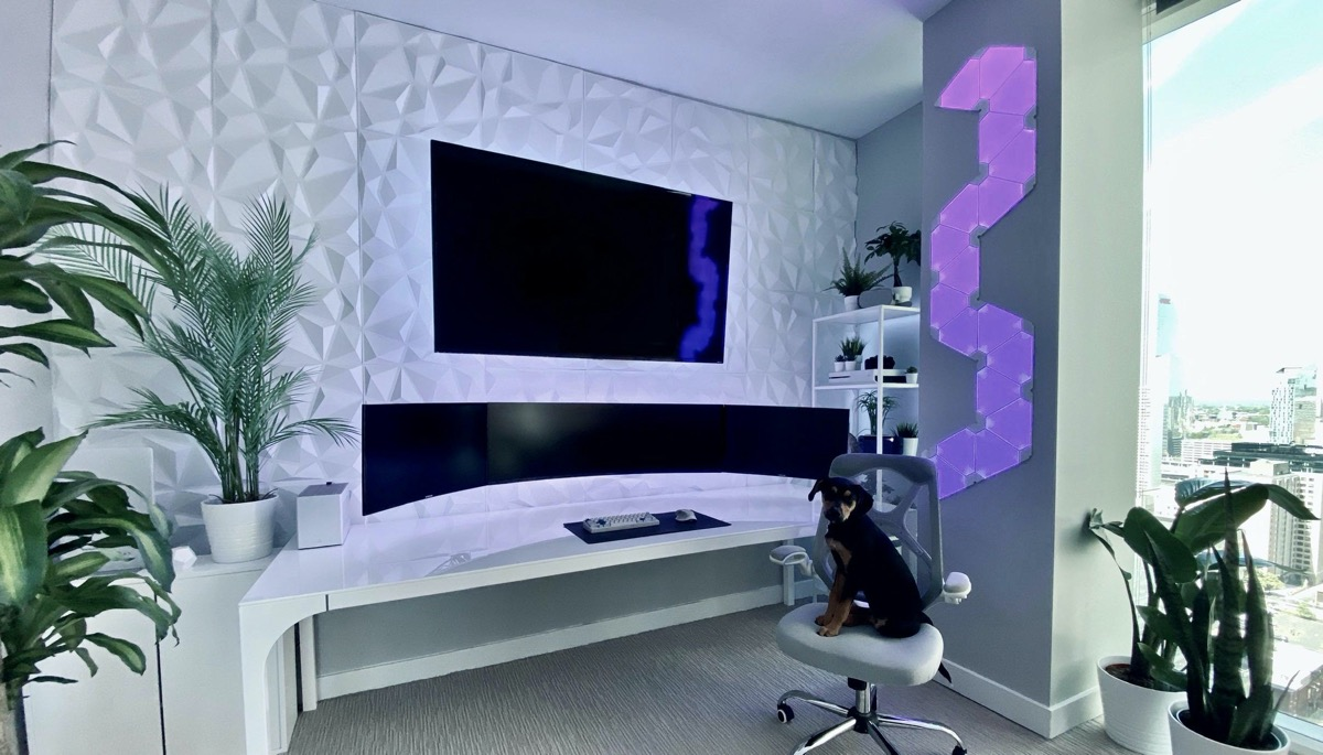 chic-gaming-room
