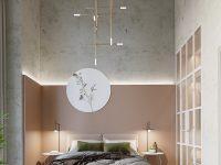 gold-modern-chandelier