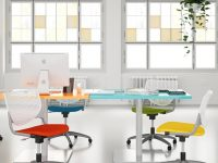 home-office-white-chair-with-colorful-seat-pad-furniture-ideas-to-make-your-home-office-more-cheerful-for-remote-work