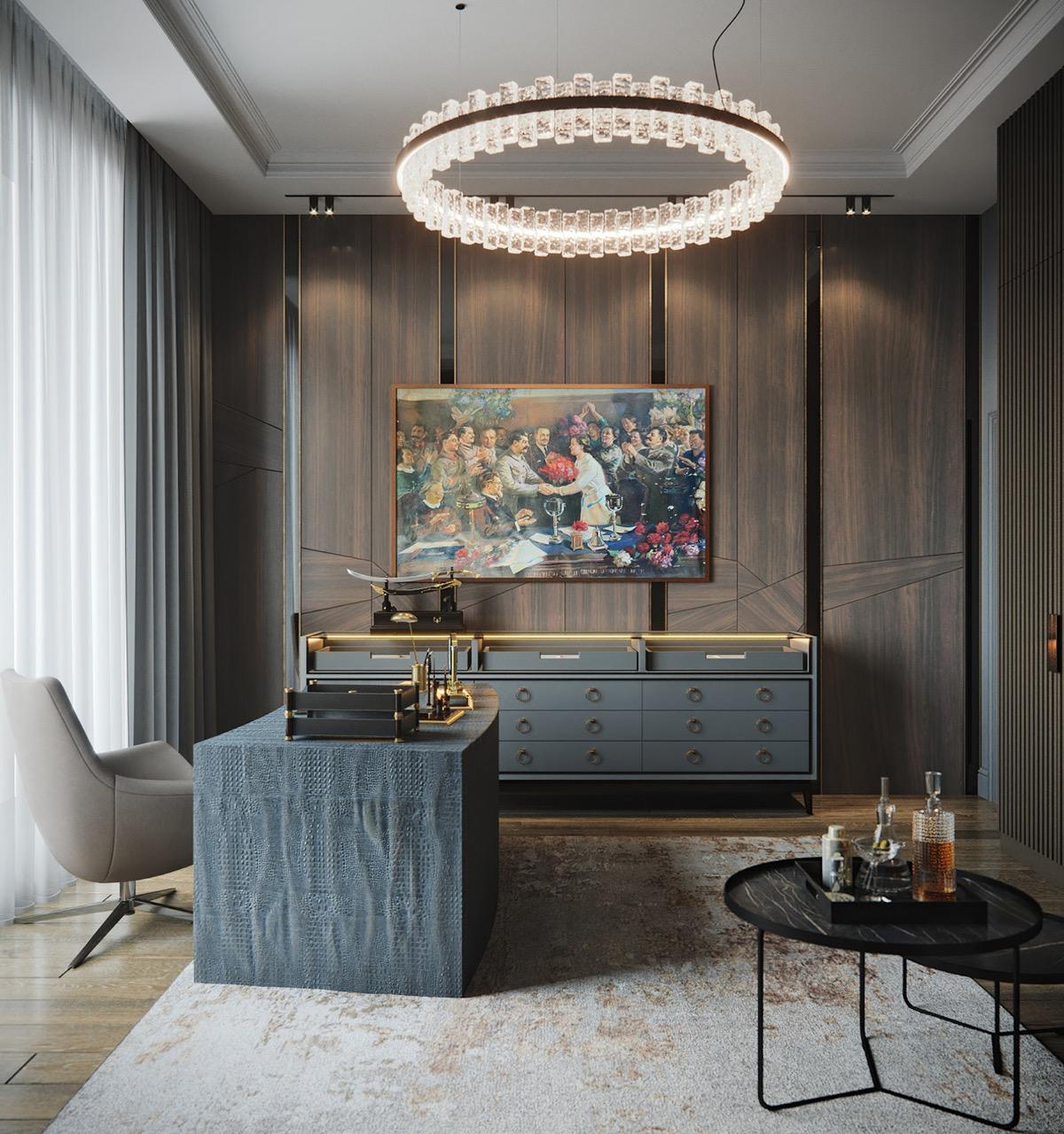 luxury-workspace