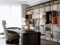 neoclassical-home-office