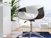 small-office-chair-white-and-wood-with-chrome-base-unique-sculptural-decorative-home-office-furniture-for-sale-online
