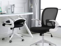 small-space-black-and-white-office-chair-folding-design-mesh-back-white-base-cheap-home-office-furniture-for-remote-work