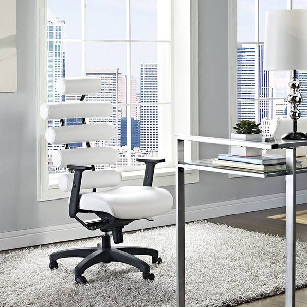 unique-white-leather-high-back-office-chair-super-modern-work-from-home-furniture-design-ideas